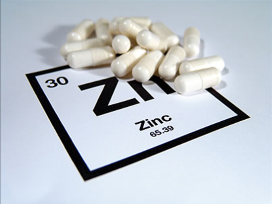 Is zinc good for hair loss?
