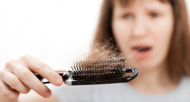 Three top reasons behind female hair loss