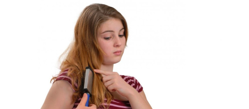 What causes puberty hair loss? And the things you should know about it hair loss during puberty.