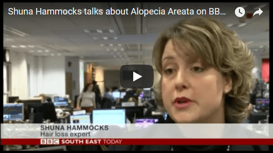 Shuna Hammocks at BBC Interviews