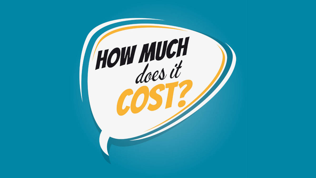 How much does seeing a Trichologist cost?